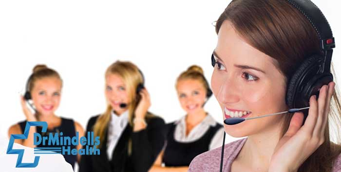 Dr Mindell's Health Customer Service